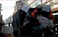 आफ्ना ३० कार्यकर्ता पक्राउपछि विवेकशीलको प्रश्नः शान्तीपुर्ण प्रदर्शनमा समेत पक्राउ गर्नु कस्तो लोकतन्त्रको ?