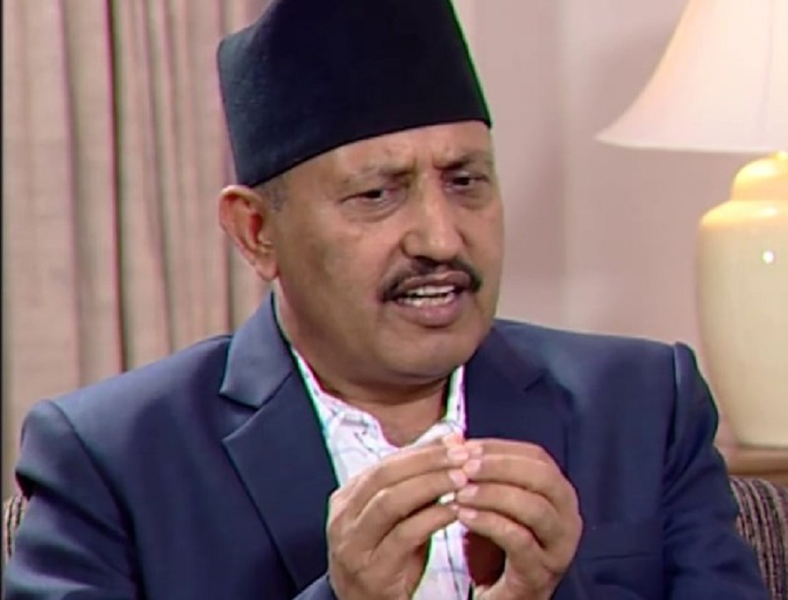 Education should not be licence for abroad ticket-Minister  Pokharel