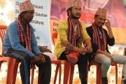 नेपाल आइडल: रवि ओड र र्यापर भि–टेनलाई राउटेले ढाका टोपी पहिर्याए