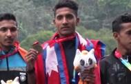 युथ एथ्लेटिक्स च्याम्पियनसिपमा स्वर्ण पदक यादवलाई
