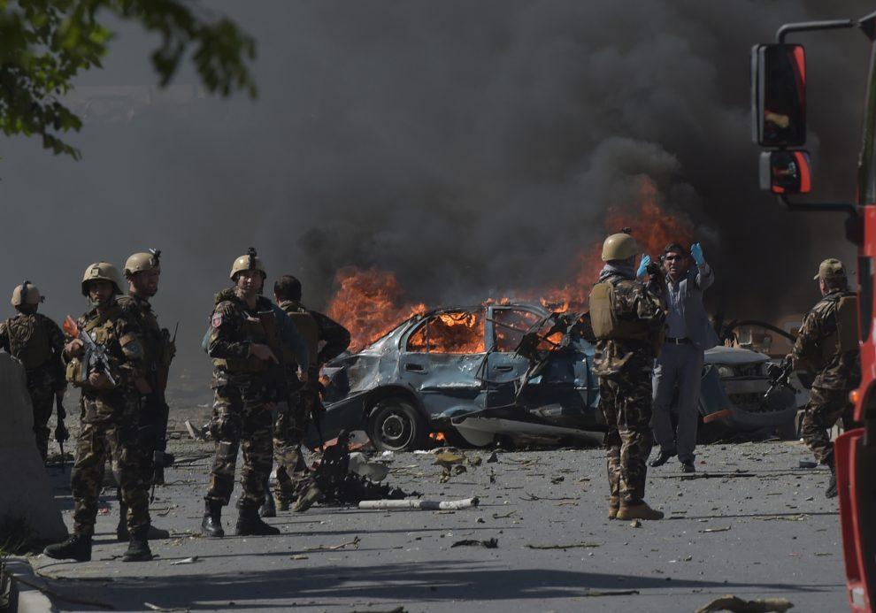 विस्फोटमा सात बालबालिकाको मृत्यु