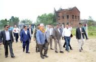 मन्त्री यादवद्वारा चिनी कारखानाको अनुगमन