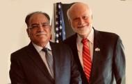 अध्यक्ष दहाललाई अमेरिकाको साथ, झनै बलियो बनेर नेपाल फर्किदै