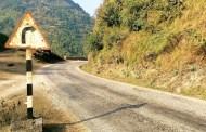 सिद्धार्थ राजमार्ग क्षेत्रको सडक विस्तारको काम अघि बढ्दैँ