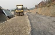 मध्यपहाडी राजमार्गको काममा तीव्रता