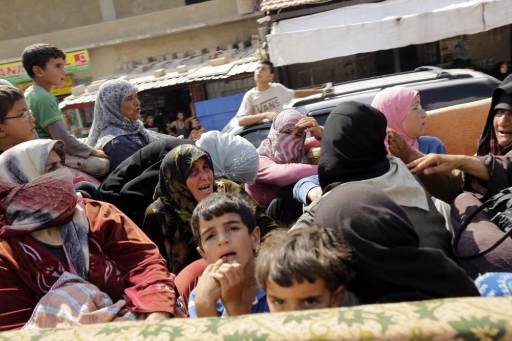 दुई लाख सिरियाली शरणार्थी लेबनानबाट घर फर्किदैँ
