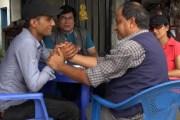 मस्कोमा नेपाली लघु चलचित्र 'परिणाम'