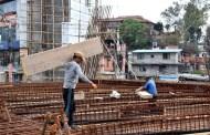 वाग्मती पुलको निर्माण सुस्त