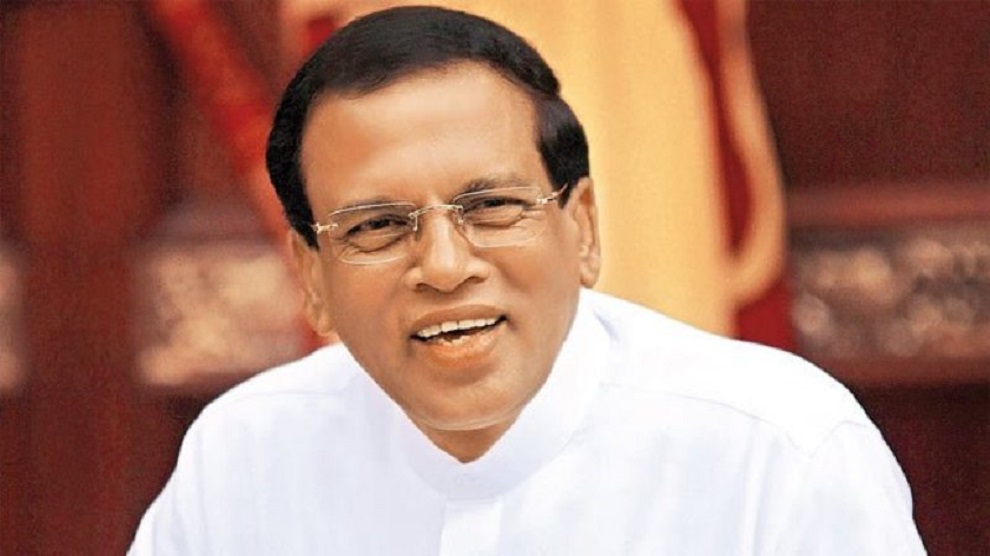 नयाँ वर्षको अवसरमा श्रीलङ्काका राष्ट्रपतिद्वारा एकताका लागि आह्वान