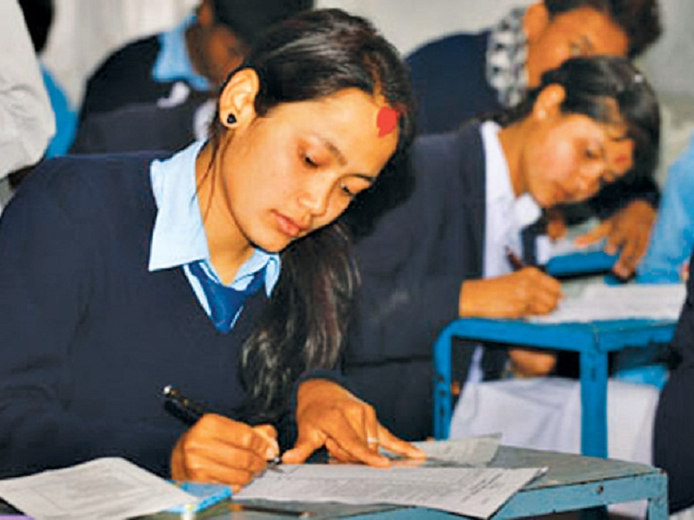 देशभर कक्षा १२ को परीक्षा शुरु, चार लाख २८ हजार परीक्षार्थी सामेल