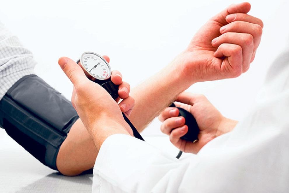 राष्ट्रिय रक्तचाप मापन अभियान शुरु