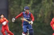 उप–प्रमुख महिला क्रिकेट जेठ २३ गतेदेखि शुरु