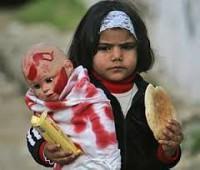 palestina nina con muneca
