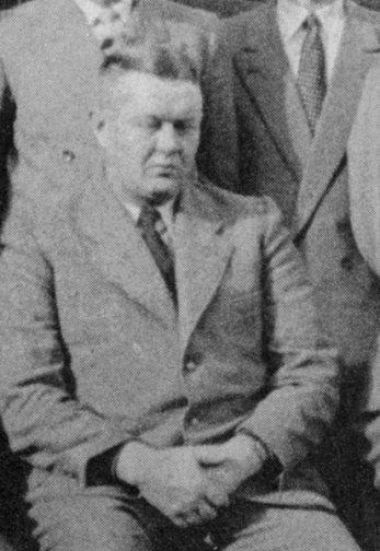 Franz Schulte-Bisping Vorsitzender 1950-1963