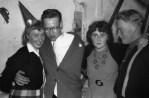 V.l. ...., Helmut Kaune, Inge Krick, ....
