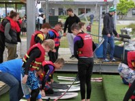 C-Jugend SuS/ScS-Saisonabschluß 19.06.2014 in Uentrop