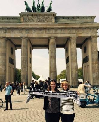 Annette und Anna-Maria Kree in Berlin 01.05.2016
