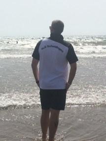 Kai Brauner auf Gran Canaria Playa del Ingles am 08.09.2016