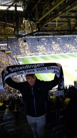 Kai Brauner im Dortmunder Signal-Iduna-Park am14.05.2016