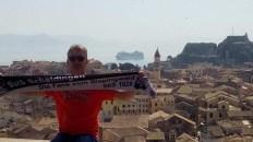 Martin Horstmann auf Korfu am 21.07.2017