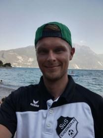 Peter Pyka in Torbole am Gardasee 05.08.2017 um 18.03 Uhr