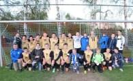 Meister der B-Kreisliga ist die B-Jugend der SG Scheidingen/Sönnern