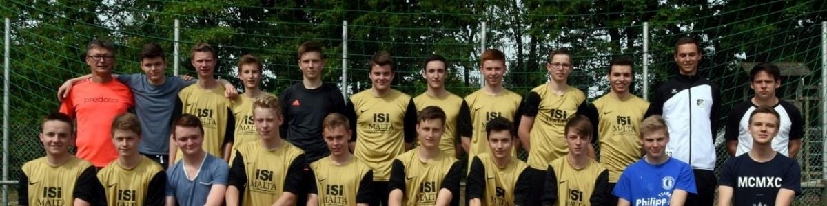 SuS B-Jugend Meister 2016