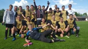 A-Jugend Meister der Kreiliga B 2017