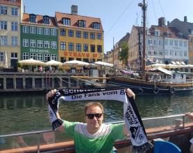 Gerd Naake in Kopenhagen Nyhaven 03.06.18