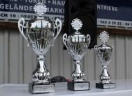Die Pokale der Volksbank