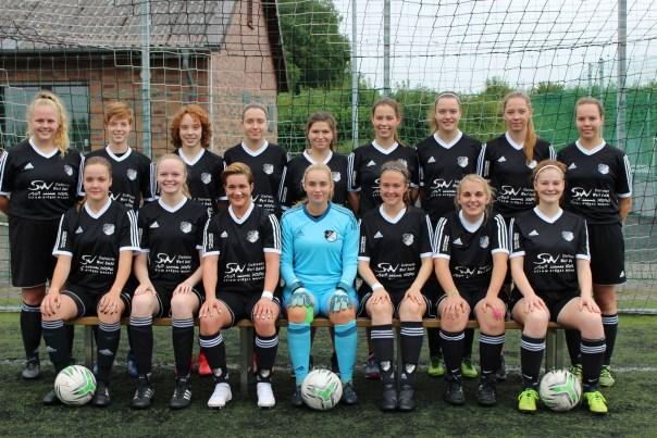 SuS Scheidingen U 23 Damen Aufsteiger zur Bezirksliga