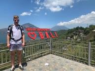 Michel Berz Batur Sari auf Bali am 05.10.2019