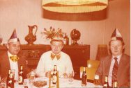 Erich Reuther, Theo Wiese, Helmut Budde