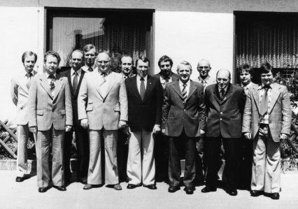 Vorstand 1978