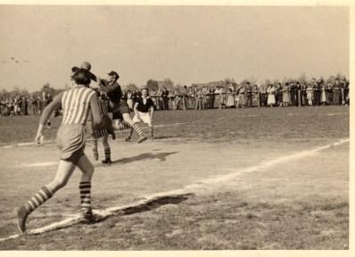 Endspiel um Amtspokal Werl 1951