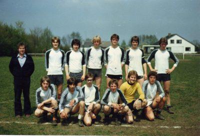 Platz Große Breite 1979