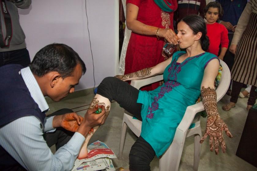 Ritual of Henna, Mehndi, Mehndi-Ritual, Henna-Abend, Henna-Bemalung, Wedding India, Indien Reisefotografie Travel, indische Hochzeit, Zeremonie