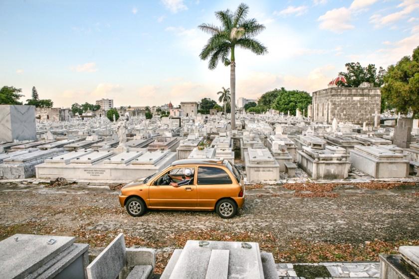 Kuba Havanna Habana Fotograf Friedhof