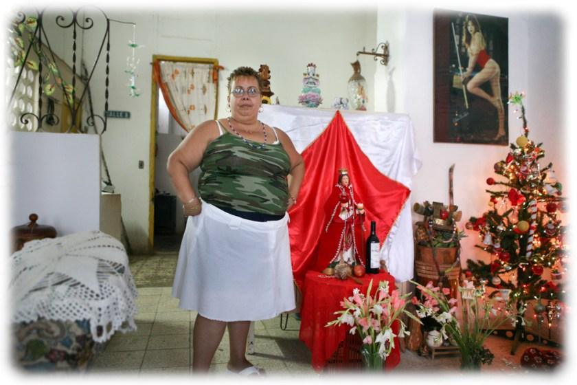 Kuba Havanna Habana Fotograf people Che Weihnachten-2