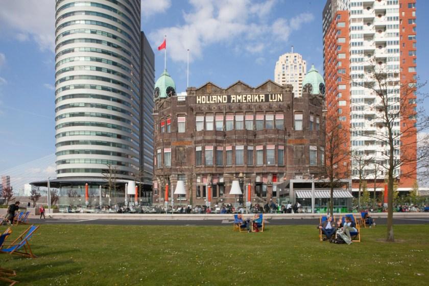 Fotograf Rotterdam Hotel New York