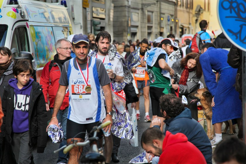 Fotograf Reise Florenz Italien Marathon-6