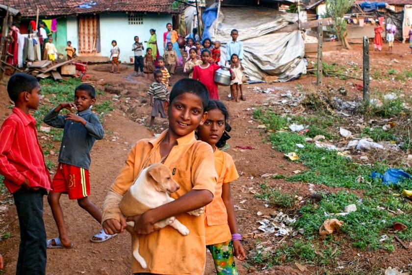 Indien Goa Menschen Fotografie laendlich