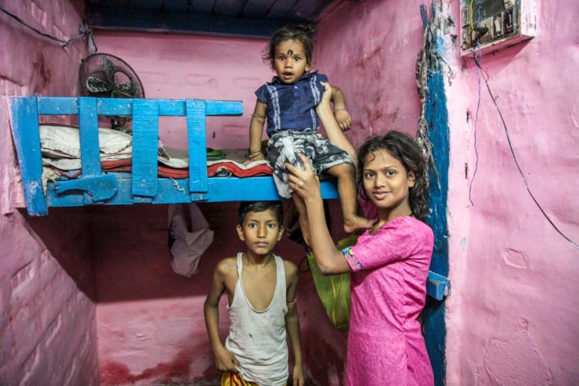 kolkata indien FAmilie Fotograf