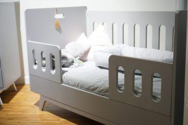 Wohnpsychologie im Kinderzimmer - Tipps für die Kinderzimmergestaltung - by SUSAMAMMA.de, MIMM Kinderbett