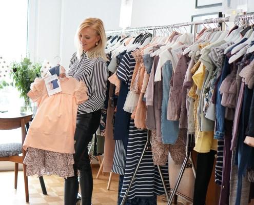 Homeshopping Kinderkleidung von POMPdeLUX - Interview mit Shopping Advisor Victoria Haller