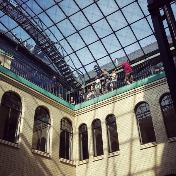 Das Rathaus der Speicherstadt (HHLA)