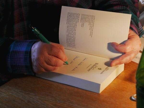 Lesung & Signierstunde mit Kari Köster-Lösche