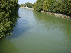 picture of Isar River