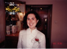 Wedding in Hong Kong, 1995