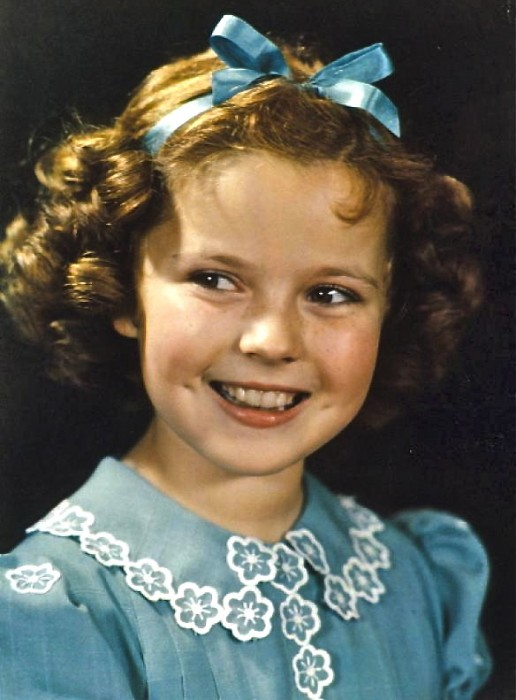 Shirley Temple Was An American Valentine Susan Branch Blog